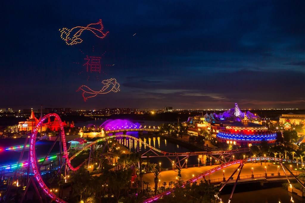 上海海昌海洋公园11日起星光夜场全面开放 端午限定套餐同步推出
