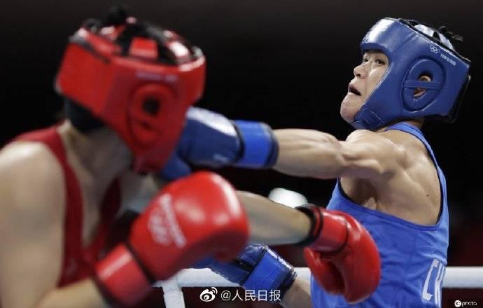 祝贺!谷红获得拳击女子64-69公斤级银牌