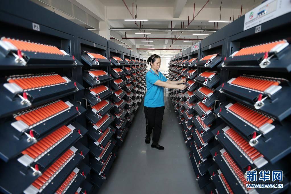 安徽淮北:积极发展锂电池产业 助力经济转型发展