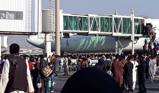喀布尔机场发表声明:所有商业航班已关闭