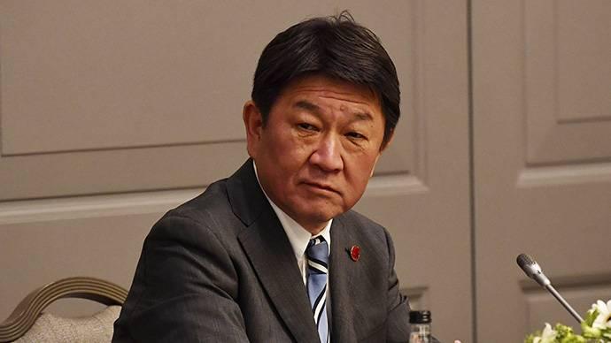 日本外相中东之行首站到访埃及,与埃方就阿富汗局势交换意见