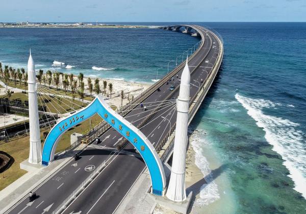 全球连线   三周岁!这座中国援建的大桥,深刻改变当地生活
