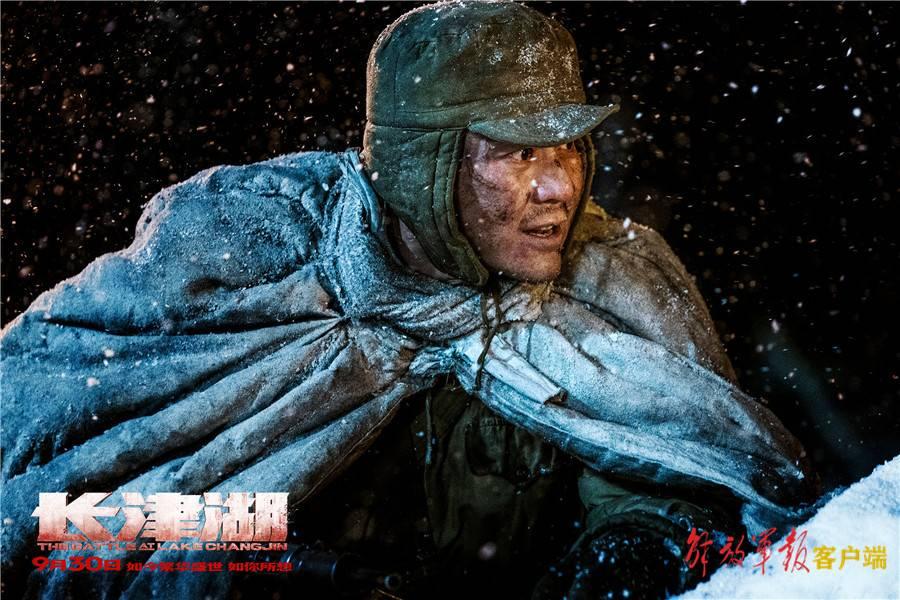 电影《长津湖》每个角色都是生动的