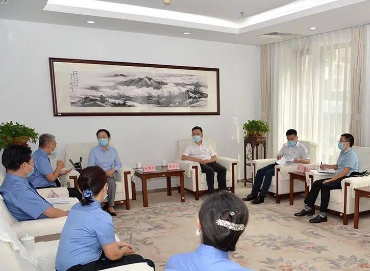 中央第一督导组北京小组到市检三分院实地督导教育整顿工作