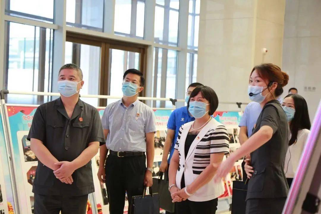 中央第一督导组北京小组到北京三中院实地督导队伍教育整顿工作