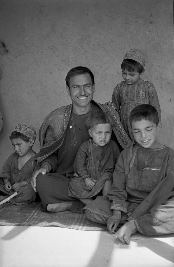 深度|行走阿富汗的人类学者:塔利班是一个被动接受的选项