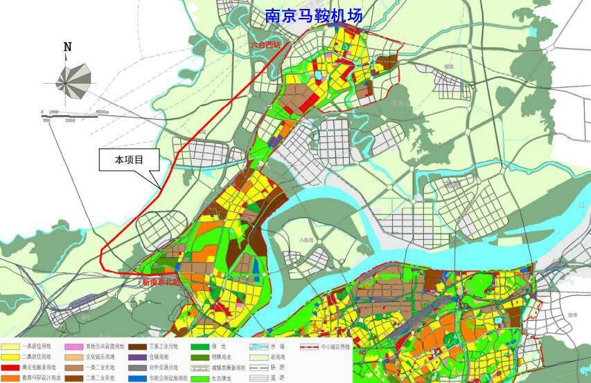 南京或现一南一北两座空铁枢纽,支撑南京都市圈辐射能力