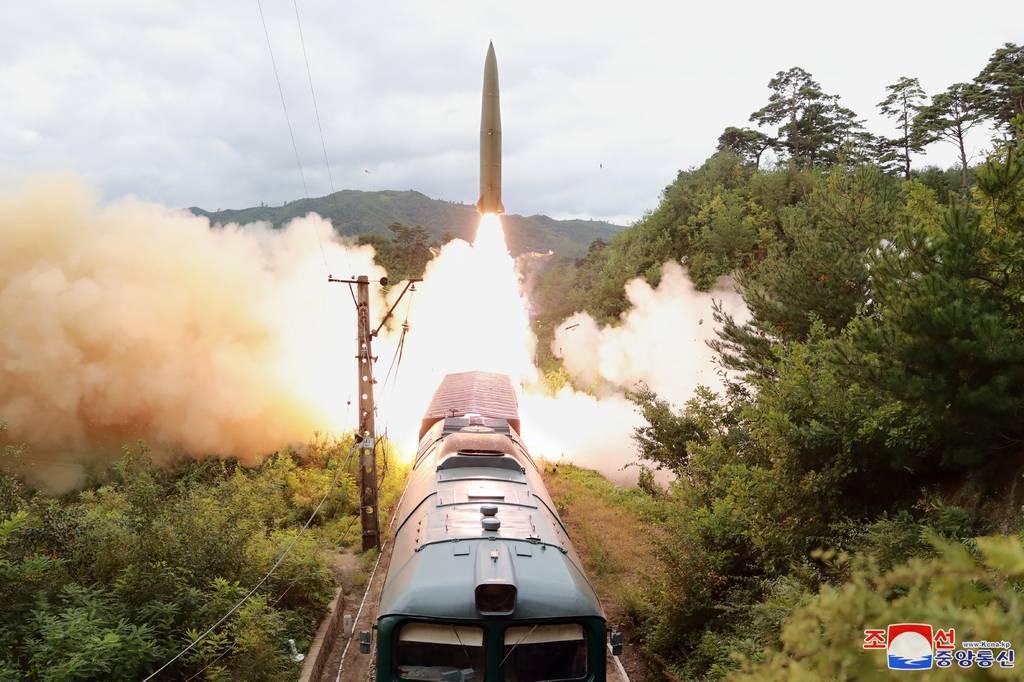 技术派|首射铁路机动弹道导弹,对朝鲜有多大的军事意义?