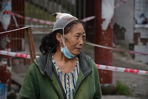 图集|泸县地震后的福集镇
