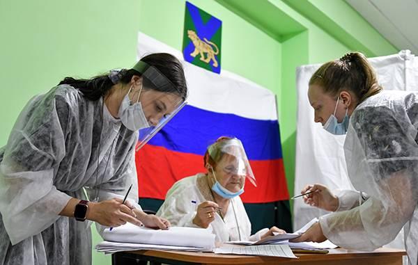 俄国家杜马选举先期结果:统一俄罗斯党领先,五党派进入杜马