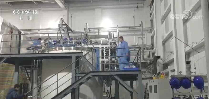 多个关键技术取得重大突破 我国首套吨级氢液化系统研制成功