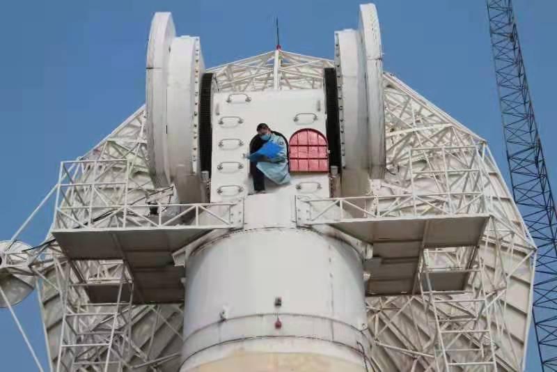 西安卫星测控中心圆满完成天舟三号货运飞船发射测控任务