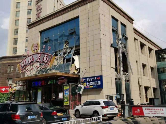 内蒙古呼和浩特市一饭店发生爆炸致5人受伤,事故原因正查
