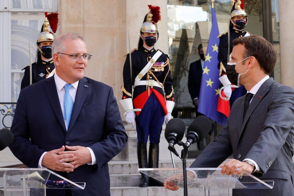 撕毁巨额潜艇订单后,让澳大利亚郁闷的事来了,欧盟或将推迟自贸...