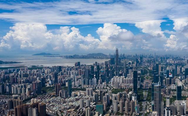超、特大城市扩至21个:深圳超广州,成都新晋级