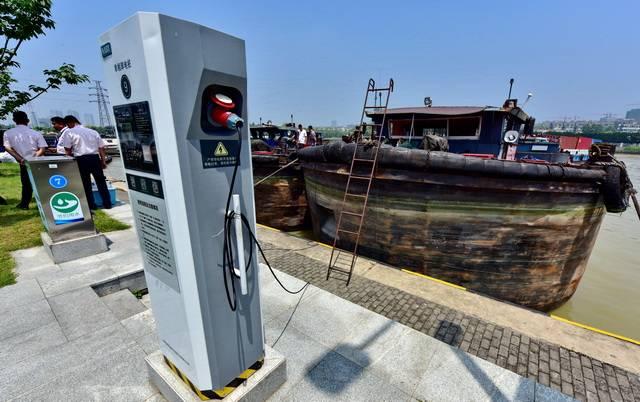 长江流域港口船舶强制使用岸电,严控燃油消耗、污染排放