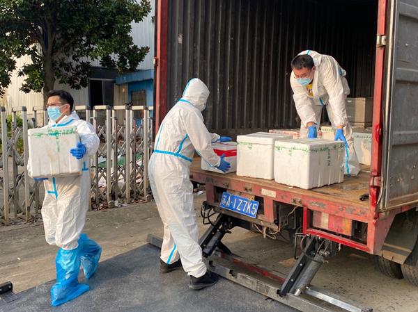 扬州商务局点赞阿里社区电商:疫情关键时期做实做优物资保供,保...