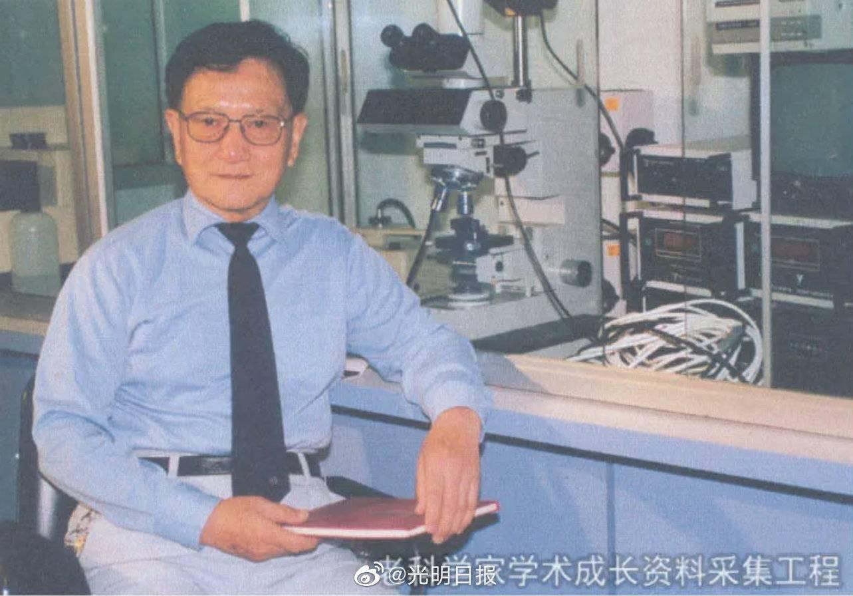 中国微波电子学家、光纤专家黄宏嘉院士逝世,享年97岁
