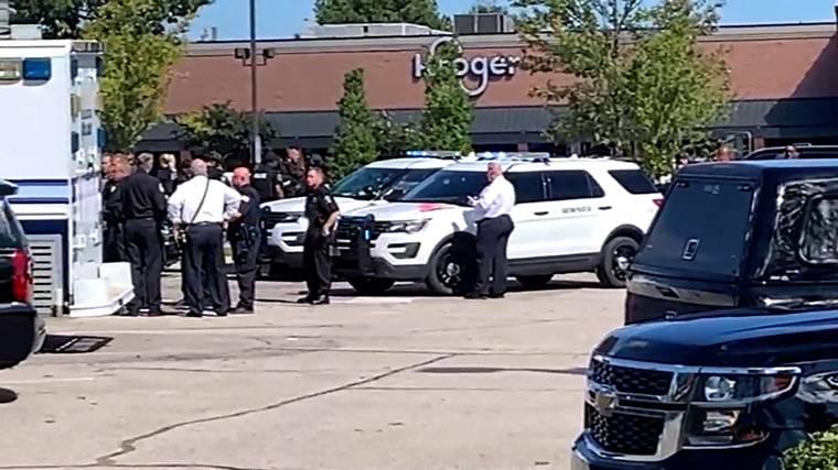 美国田纳西州一超市发生枪击事件:伤者升至14人 枪手已开枪自...