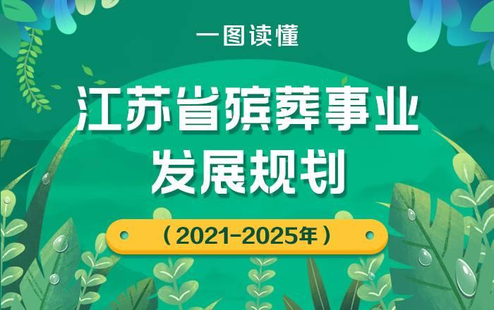 江苏发布未来五年殡葬事业发展规划
