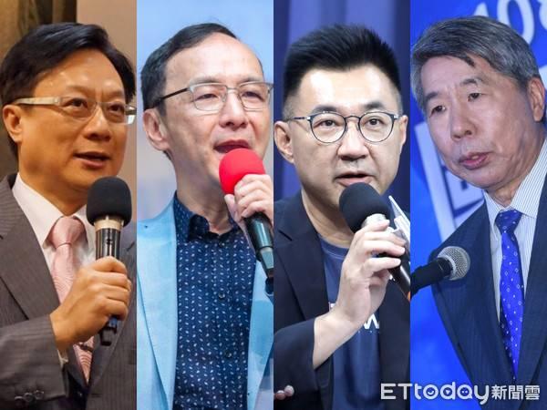 新任中国国民党主席将于25日晚揭晓,37万名党员参与投票