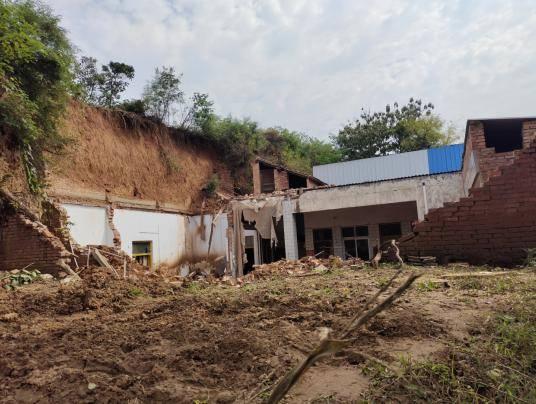 河南洛阳强降雨已致5死,因人员未按要求全员撤离