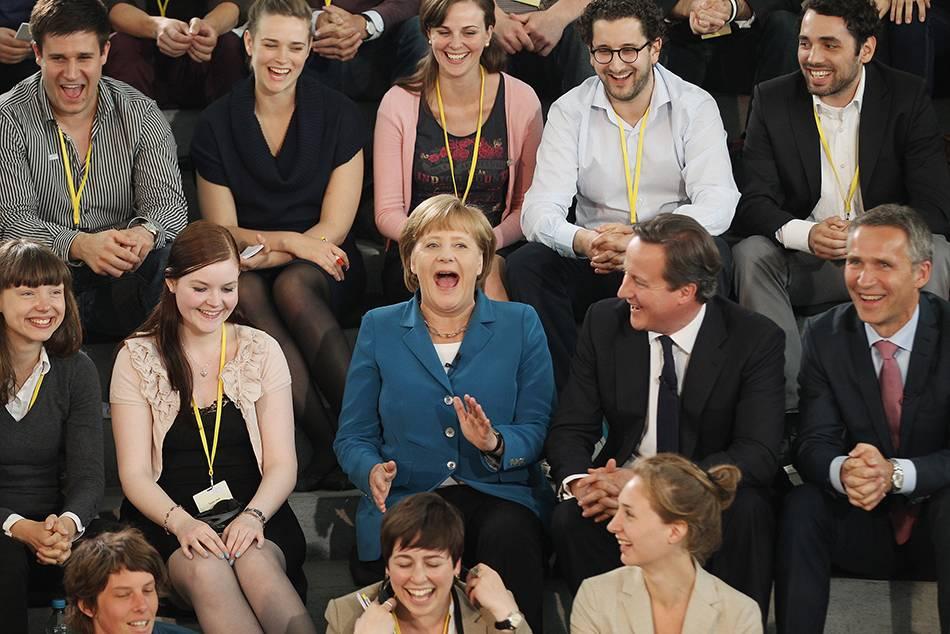 德国抉择|默克尔时代结束,这一代年轻人如何看待过去和未来