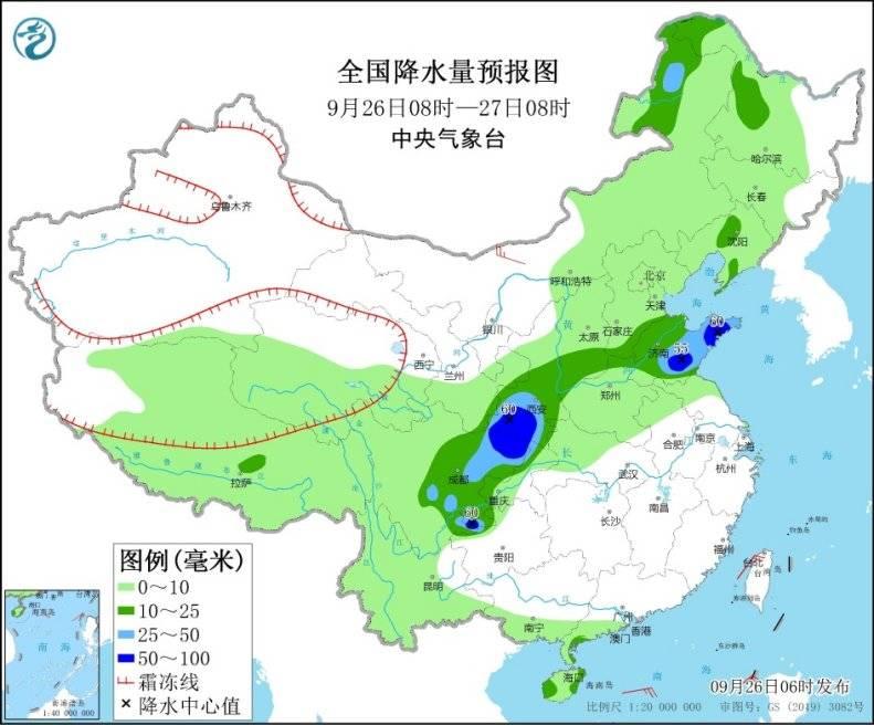 陕西四川盆地等地仍有较强降水
