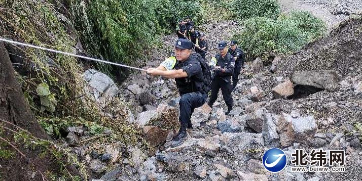 四川雅安市:多个县区遭遇突发强降雨,启动Ⅱ级防汛应急响应