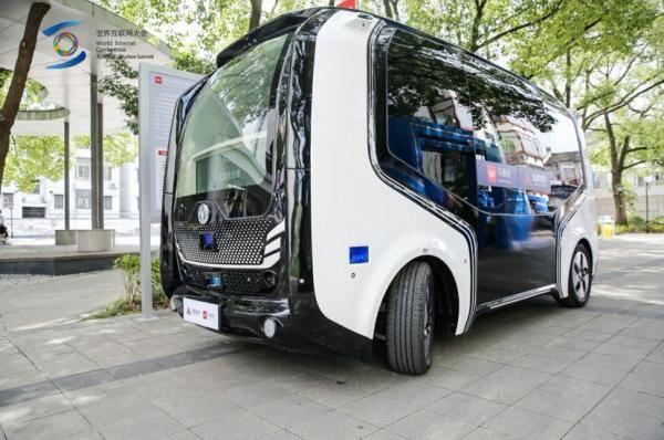 """未来出行黑科技亮相互联网大会,""""自动驾驶将成为汽车标配"""""""