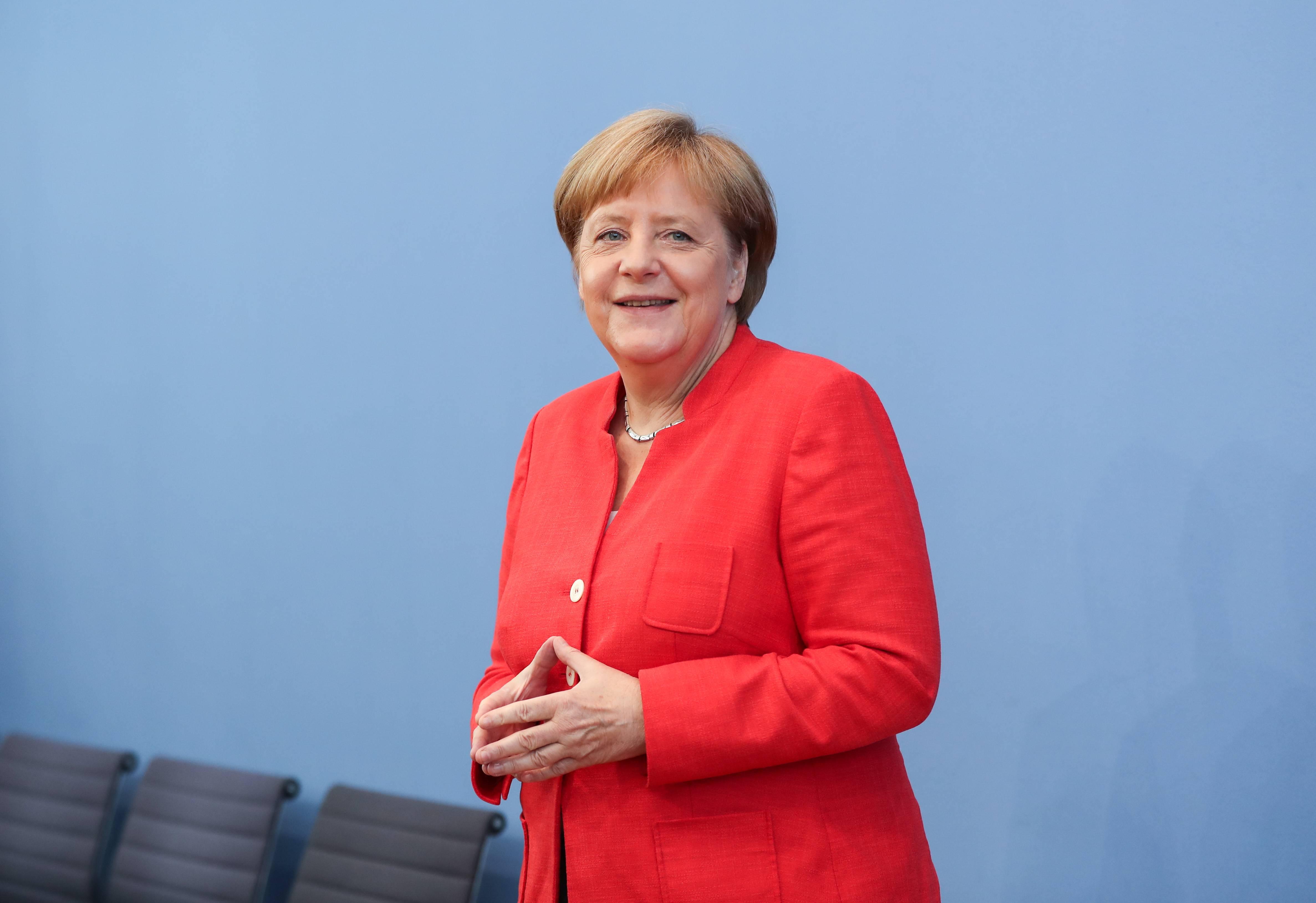 国际时评 默克尔给德国政坛留下了什么
