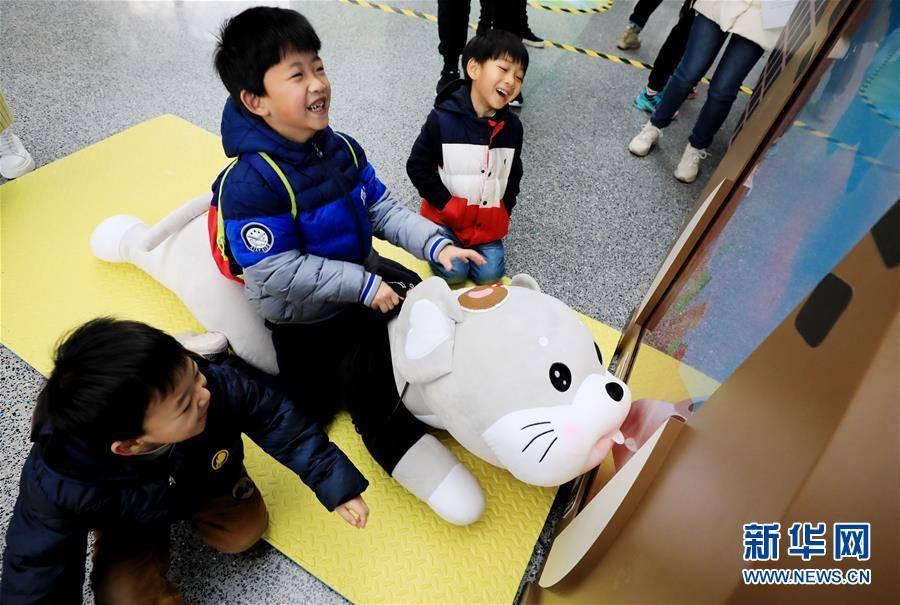 (社会)(4)鼠年生肖展在沪举行
