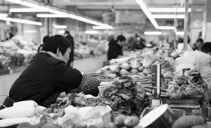 蔬菜季节性上涨、猪肉高位小幅调整……春节前夕上海菜价上浮供销两旺