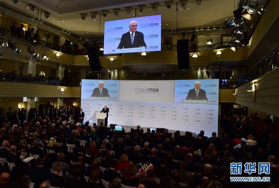 (国际)(2)第56届慕尼黑安全会议开幕