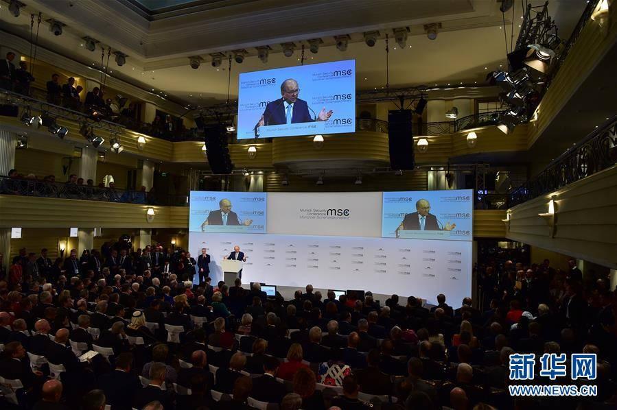 (国际)(3)第56届慕尼黑安全会议开幕
