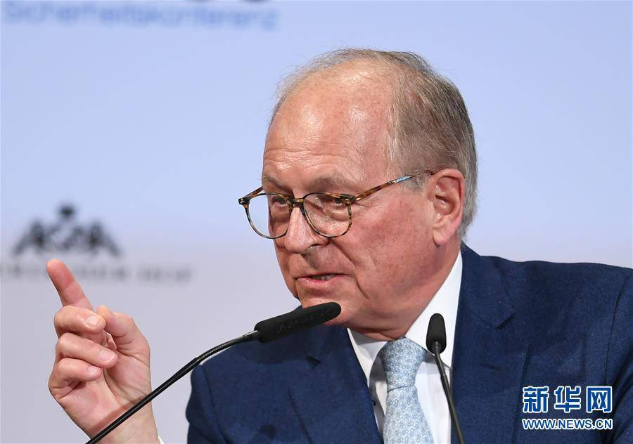 (国际)(5)第56届慕尼黑安全会议开幕