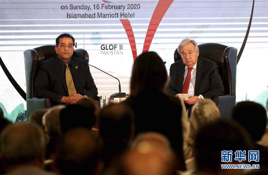 (国际)(2)古特雷斯呼吁世界各国努力应对气候变化