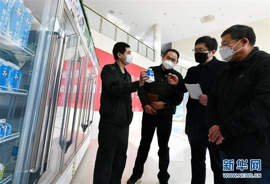 济南:企业复工复产 政府积极保障
