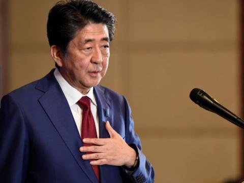 日本3·11大地震将满9周年 安倍发表讲话:不忘教训、全民哀悼