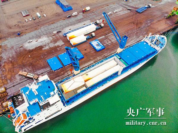 远望号火箭运输船完成两次火箭海上运输任务靠回母港