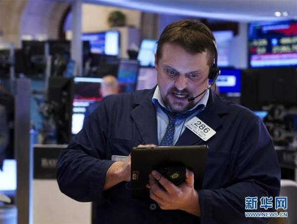 纽约股市三大股指25日继续大幅下跌[组图]