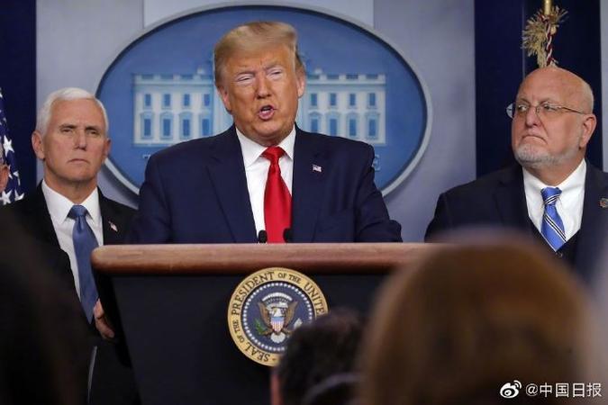 特朗普召開新冠肺炎新聞釋出會:中美共同應對新冠病毒使兩國關係更緊密德州扑克游戏