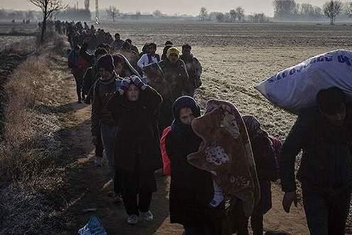 """土耳其""""開閘""""放難民入歐洲,歐盟將全力阻止4399德州扑克"""