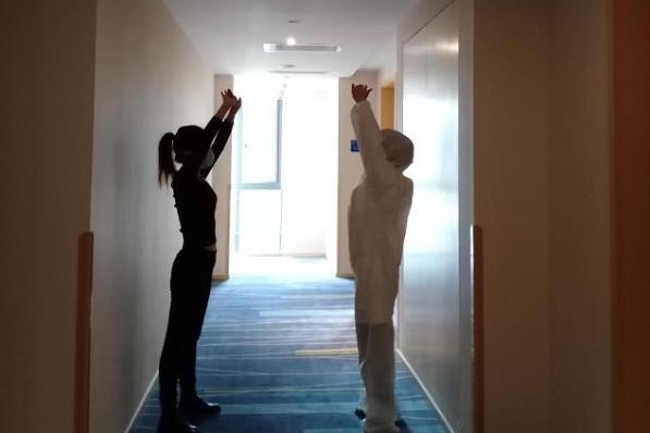 溫馨牆、八段錦 他們在集中醫學觀察點的心路歷程德州扑克室