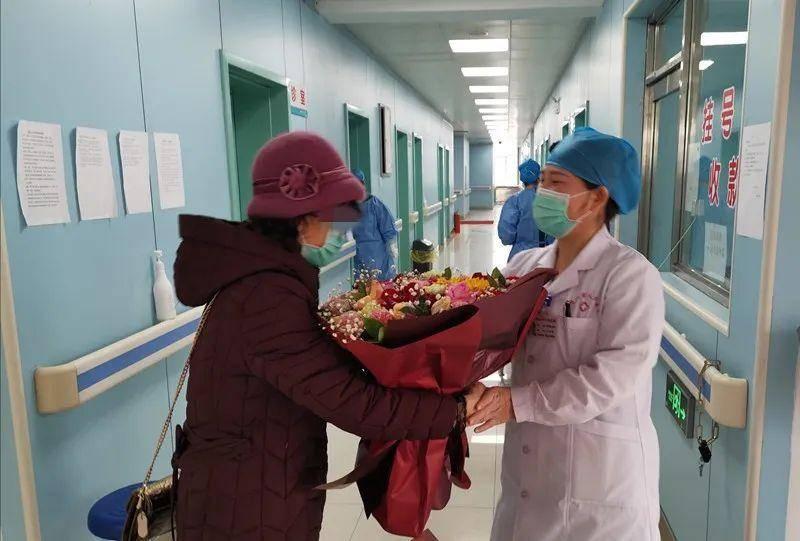 黑龙江双鸭山市人民医院目前住院治疗的最后1名新冠肺炎确诊病例治愈出院?