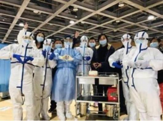 【你有多美】青海西宁医疗队在方舱医院的暖心故事