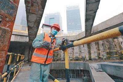 上博东馆项目昨正式复工 打造浦东又一文化地标