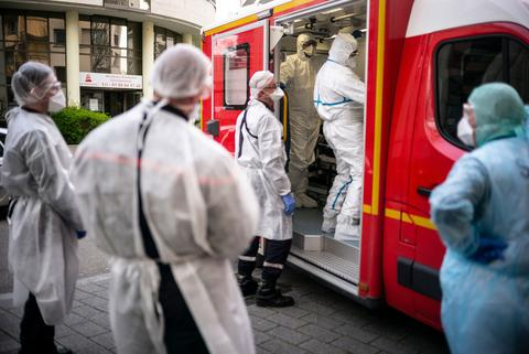 數讀3月16日全球疫情:中國以外新確診超1.3萬